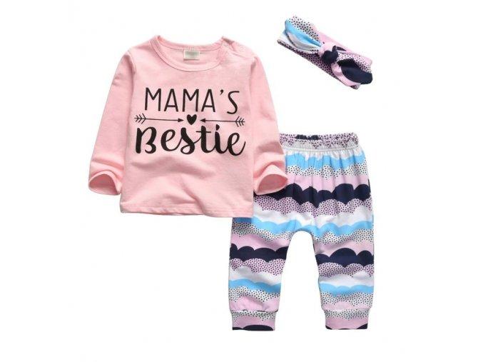 3 variant 3pcs newborn baby girl clothes set cartoon rabbit pattern long sleeve t shirtcasual pantsheadband infant clothing outfits (1)