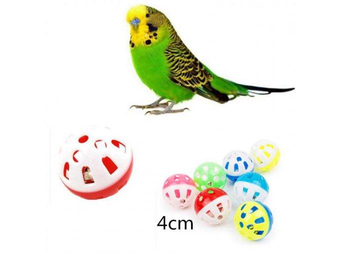 Hračky pro papoušky BALLS