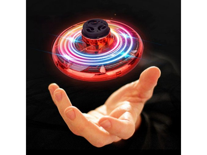 mainimage0Mini RC Ufo Drone Aircraft Hand Sensing Infrared RC Helicopter Small Drohne Quadcopter Electronic Induction Flayaball