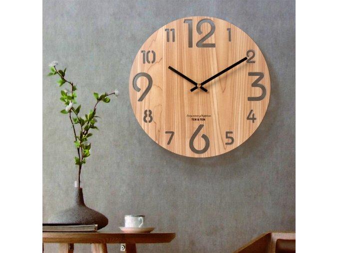 mainimage0Wooden 3D Wall Clock Modern Design Nordic Brief Living Room Decoration Kitchen Clock Art Hollow Wall