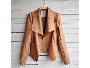 Módní kožená bunda LUCY