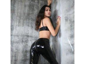 Dámské latexové kalhoty