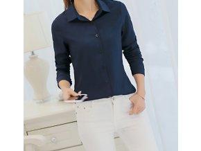 Dámská košile (barva Bílá, Velikost S)