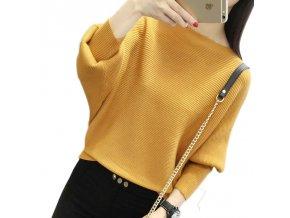 Dámský svetr (barva černá)