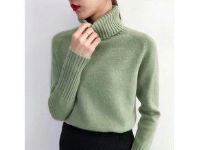 Dámský svetr (barva Bílá, Velikost S)