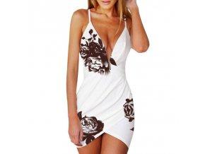 Dámské letní šaty Holly (Velikost XL)