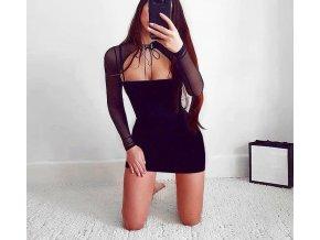 Dámské šaty (Velikost S)