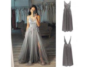 Dámské plesové šaty SOFIA