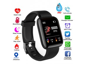 Sportovní hodinky smartwatch