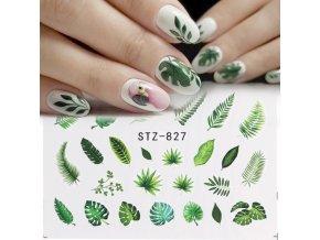 Módní dekorace na nehty