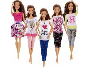 Oblečení pro panenky sada