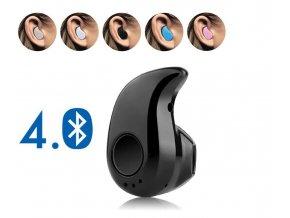 Mini bezdrátová sluchátka do uší