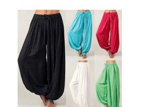 Dámské harémové kalhoty