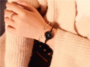 Dámské jemné náramkové hodinky