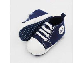 První dětské boty BABY