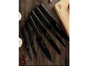 Nože z kvalitní nerezové oceli