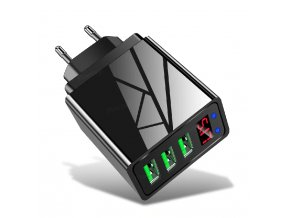 LED USB nabíječka