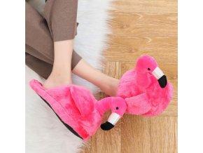 Domácí obuv PLAMEŇÁK