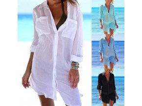 Plážová košile CINDY