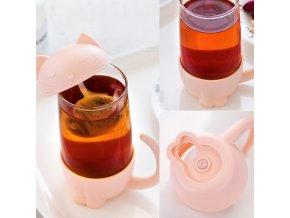 Konvice na čaj CAT