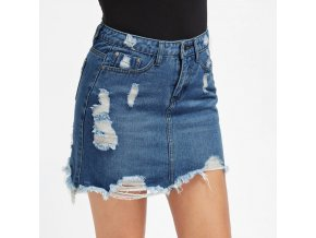 Dámská džínová sukně MELINDA