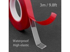 Silikonová lepící páska