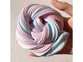 Nadýchaný barevný sliz