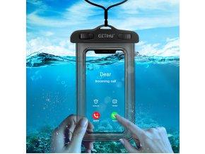Voděodolné pouzdro na smartphone
