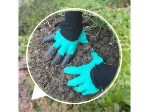 Zahradní rukavice GARDENEX