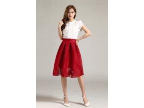 Dámská elegantní sukně