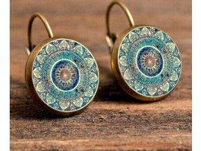 Dámské šperky s mandalou