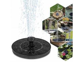 zahradní fontána