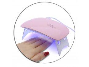 Přenosná UV lampa na nehty