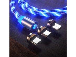 Konektor na LED USB nabíjecí kabel