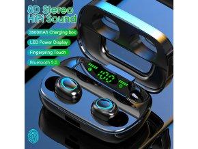 Bezdrátová bluetooth sluchátka S11-TWS