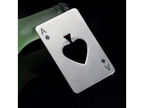 2 main poker card beer bottle opener stainless steel wedding party banquet gift souvenirs kitchen dining bar tools table decor favors