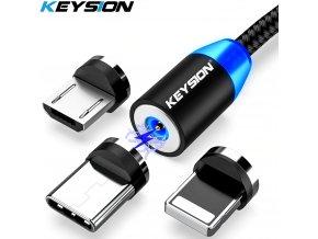 Magnetický USB kabel KEYSON