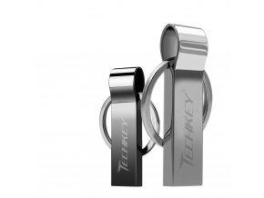 Vodotěsný USB Flash disk TICKEY