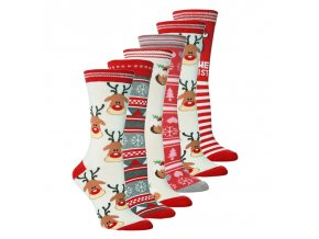 3 main christmas woman socks cartoon santa claus elk animal pattern socks holiday warm fashion cartoon christmas socks 1 pair