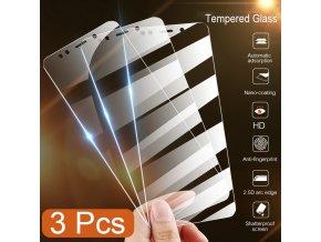 Tvrzené ochranné sklo pro Xiaomi - 3 kusy