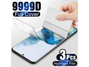 Ochranné tvrzené sklo pro Samsung s hydrogel filmem