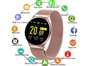 0 main lige 2020 new color screen smart watch women men multifunctional sport heart rate blood pressure ip67 waterproof smartwatchbox