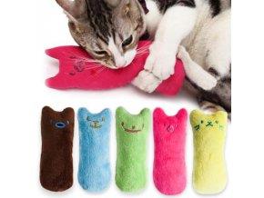 Plyšová hračka pro kočku