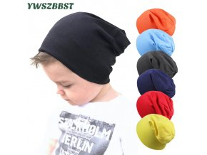 0 main new baby street dance hip hop hat spring autumn baby hat scarf for boys girls knitted cap winter warm solid color children hat