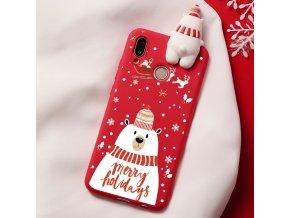 Vánoční kryt na mobil