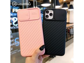 0 main lovebay camera protection shockproof phone case for iphone 11 pro se2020 x xr xs max 7 8 plus solid soft tpu silicone back cover