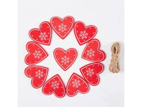 4 variant with rope 10pcslot 5cm new year natural wood christmas ornaments pendants hanging gifts xmas tree decor home decoration 62082