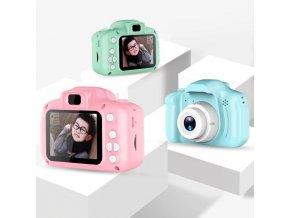 Stylový dětský fotoaparát Alík