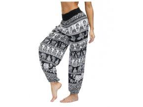Módní harémové kalhoty Karen