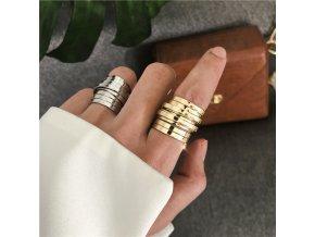 Dámský minimalistický prsten Elf